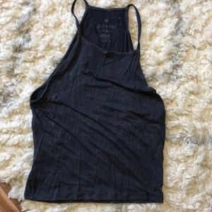 American Eagle soft and sexy crop tank